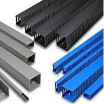 Wire Duct, Wire Trough, Wireway & Accessories