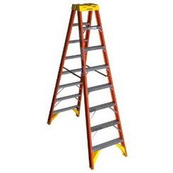 Twin Step Ladders