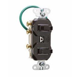 Combination Toggle Switches