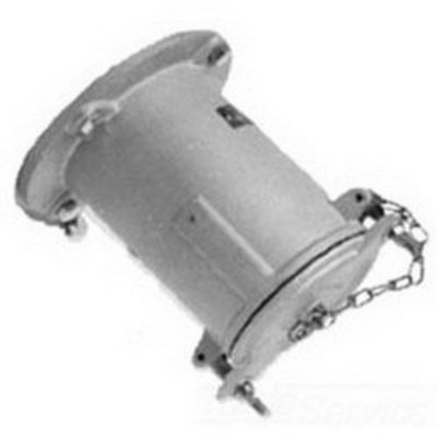 Appleton AR20034 Appleton AR20034 Powertite® Grounding Style 2 Receptacle; 200 Amp, 600 Volt AC/250 Volt DC, 4-Pole, 3-Wire, Pressure Wire Terminal