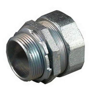 Appleton CG-5075S Appleton CG-5075S Straight Liquidtight Strain Relief Cord & Cable Connector, 3/4 inch, 0.500 - 0.625 inch, Stainless Steel
