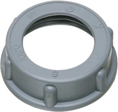 Arlington Industries 447 Arlington 447 Plastic Insulating Conduit Bushing; 3 In