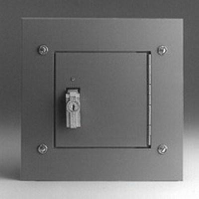 B-Line 12124TCF Cooper B-Line 12124TCF Telephone Cabinet; Surface Mount, ANSI 61 Gray