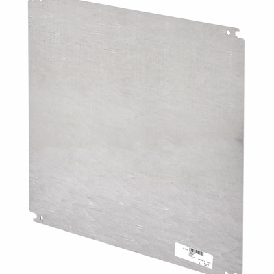 B-Line 2016P Cooper B-Line 2016P Premier™ Panel; 12 Gauge Steel, White, Enclosure Mount, For Junction Box/Enclosure