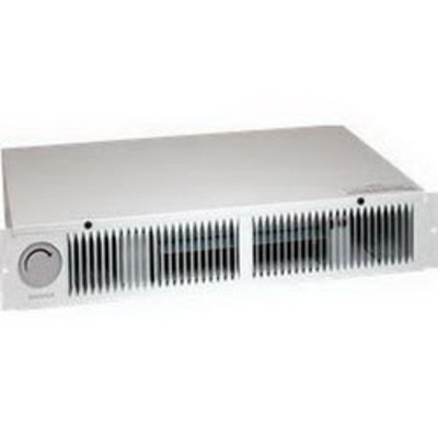 Broan - Fans 112 Broan Nu-Tone 112 Fan-Forced Kickspace Heater With Built-In Thermostat; 750/1500 Watt, 120/240 Volt, 5120 BTU/Hour at 120 Volt, 5120 BTU/Hour at 240 Volt, Steel, White