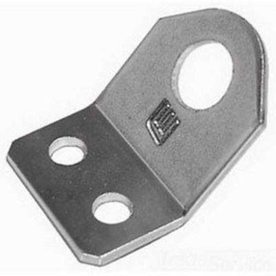 CADDY FASTENERS SLADS Erico SLADS Air Duct Support Attachment; Steel, Electrogalvanized