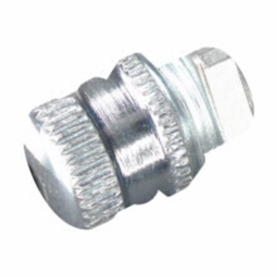 CROUSE HINDS CGB397 Crouse-Hinds CGB397 Straight Steel Cord Grip With Gland Nut and Tapered Neoprene Bushing;  1 In