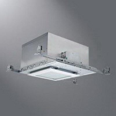 Cooper Lighting Fixture Lumark H2IC Cooper Lighting H2IC Halo® Double Wall Incandescent 11 Inch Recessed Housing; Ceiling Mount