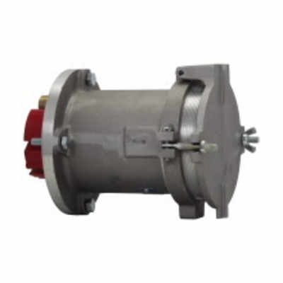 Crouse Hinds AR2042 Crouse-Hinds AR2042 4-Pole Receptacle Housing, 600 VAC, 250 VDC, 200 A, 3-Wire