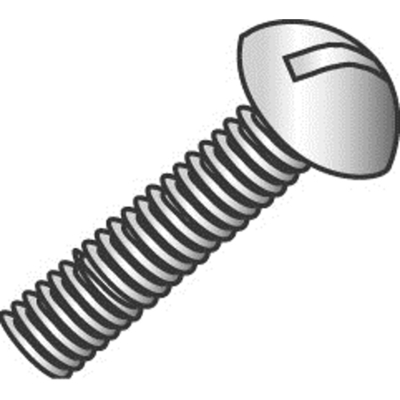 Cully Fasteners Minerallac 53608J 53608J CULLY 6-32 X 1/2 OHMS SLOT 1