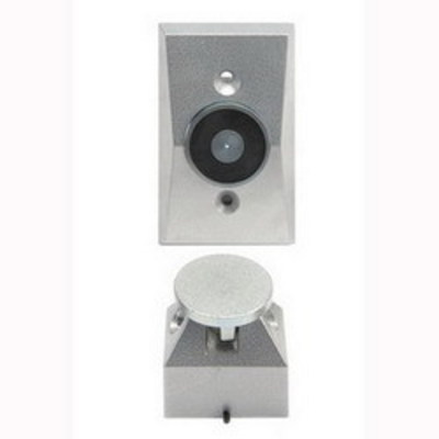 Edwards Signaling Devices 1504-AQN5 Edwards 1504-AQN5 Electromagnetic Fire Door Holder; Flush/Wall Mount, Die-Cast Metal