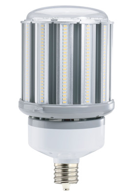 Eikio Lighting LED100WPT50KMOG-G6 Eiko LED100WPT50KMOG-G6 Universal Burning Position LED HID Replacement Lamp, 100 - 277 VAC, 100 W, 13300 Lumens, 5000 K