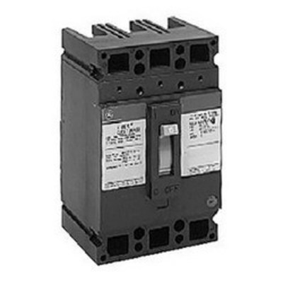 GE Distribution THED136100WL GE Distribution THED136100WL E150 Molded Case Circuit Breaker; 100 Amp, 600 Volt AC, 500 Volt DC, 3-Pole