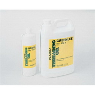 Greenlee Tools 462-1 Greenlee 462-1 Thread Cutting Oil; Dark, 1 Gal