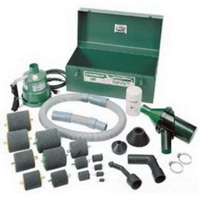 Greenlee Tools 591 Greenlee 591 Porta-Blower System; 1/2 - 4 Inch Conduit, 120 Volt AC, 20 Amp