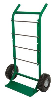 Greenlee Tools 9505 Greenlee 9505 Hand Truck Caddy; 28.250 Inch Width x 48 Inch Height