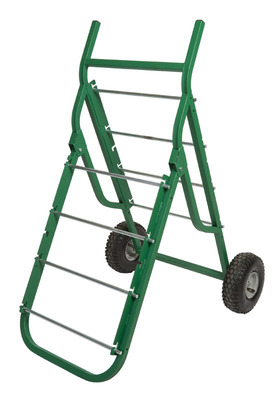 Greenlee Tools 9510 Greenlee 9510 A Frame Deluxe Mobile Caddy; 28.250 Inch Width x 48 Inch Height