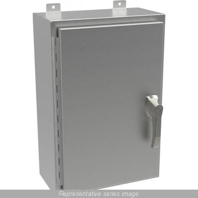 Hammond Enclosures HW423612SSHK HW423612SSHK HAMMOND N4X-304 42X36X12 W/HDL