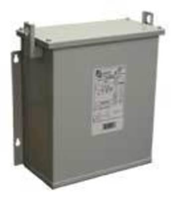 Hammond Transformers C3F009KBS Hammond C3F009KBS Distribution Transformer; 480 Volt Primary, 208Y/120 Volt Secondary, 9 KVA, 3-Phase