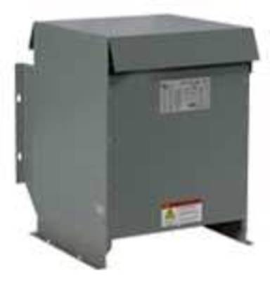 Hammond Transformers NMF025LE Hammond NMF025LE Distribution Transformer; 240/480 Volt Primary, 120/240 Volt Secondary, 25 KVA, 1 Phase, Lug/Bolt Down Terminal