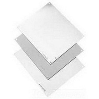 Hoffman Enclosures A36N24MP Hoffman A36N24MP Panel; Steel, White, For Medium NEMA 1 Panel Enclosures