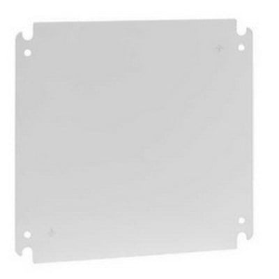 Hoffman Enclosures CP6036G Hoffman Pentair CP6036G Concept™ Conductive Panel; 12 Gauge Steel, Fits 36 Inch Width x 60 Inch Height Solid Back Enclosure