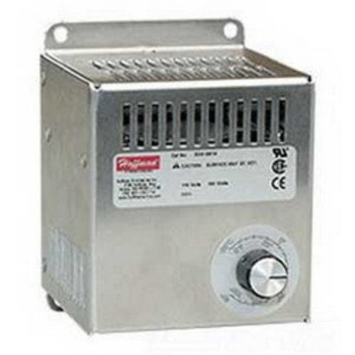 Hoffman Enclosures DAH4002B Hoffman DAH4002B Electric Heater; 400 Watt, 230 Volt at 50/60 Hz, 1.86 Amp, 1-Phase, Panel Mount Aluminum Housing, Brushed Aluminum