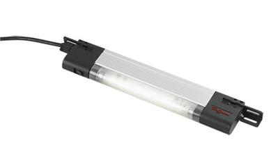 Hoffman Enclosures LF120V18 Hoffman LF120V18 Fluorescent Enclosure Light; Aluminum, Gray
