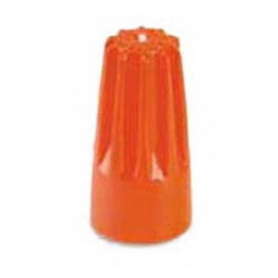 Ideal 30-273 Ideal 30-273 Wire-Nut® 73B® Wire Connector; 22-14 AWG Copper/Copper, Orange