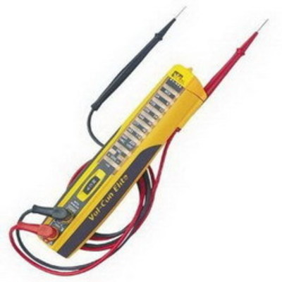 Ideal 61-092 Ideal 61-092 Vol-Con® Elitewith Shaker Voltage Tester; 24/120/208/240/277/480/600 Volt AC