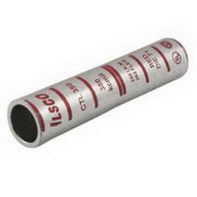 Ilsco CTL-750 Ilsco CTL-750 Long Barrel Compression Sleeve; 750 KCMIL, Black