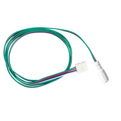 Kichler Lighting 1SL8RGBWH Kichler 1SL8RGBWH LED Tape Light, 24 V, 96 inch Length, White