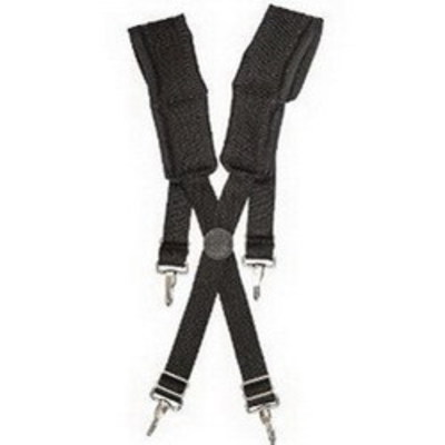 Klein Tools 55400 Klein Tools 55400 Tradesman Pro™ Fully-Adjustable Suspender; Universal, Nylon Fabric