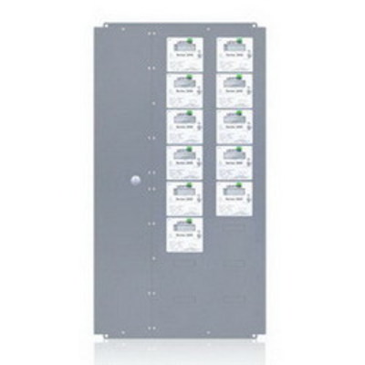 Leviton 2X211-CFG Leviton 2X211-CFG VerifEye™ 3 Element Meter Unit; 120/208 Volt, 3-Phase, 4-Wire