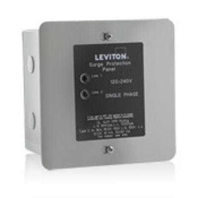 Leviton 51120-1 Leviton 51120-1 Surge Protective Device; 120/240 Volt