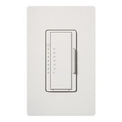 Lutron MA-T51-WH Lutron MA-T51-WH Maestro® Preset Countdown Timer Control Switch; 5 - 60 min, White