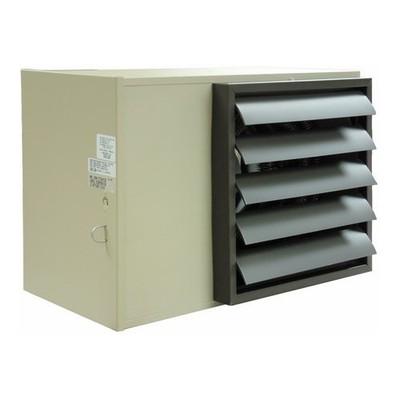 MARKEL, TPI, & FOSTORIA QMARK P3PUH05CA1 TPI/Raywall P3PUH05CA1 Fan Forced Unit Heater; 400 cfm, 3 Phase, 480 Volt, 17100 BTU/Hour, 5 kilowatt