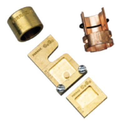 MERSEN FUSES J636 Ferraz Shawmut J636 Fuse Reducer; 30 - 600 Amp, 600 Volt