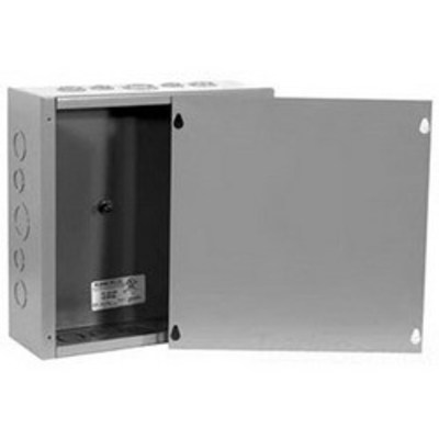 Milbank Manufacturing Co. 363618-SC1-NK Milbank 363618-SC1-NK Junction Box; Steel, Wall Mount, Screw Cover
