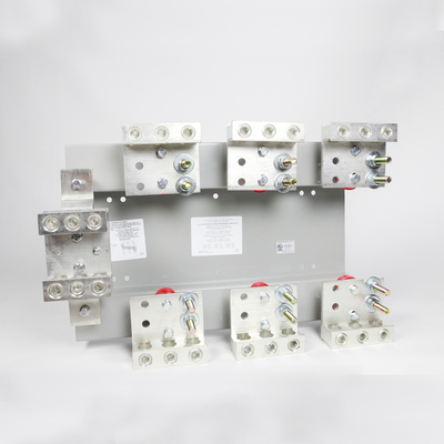 Milbank Manufacturing Co. K4722 Milbank K4722 Current Transformer Cabinet Mounting Rack; 800 Amp, 600 Volt AC, 3 Phase 4 Wire, Plated Aluminum