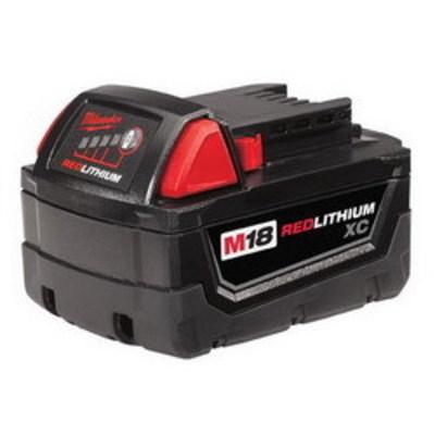Milwaukee Electric Tool 48-11-1828 Milwaukee Tools 48-11-1828 M18™ REDLITHIUM™ XC Extended Capacity Battery; 18 Volt