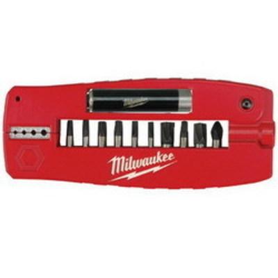 Milwaukee Electric Tool 48-32-4507 Milwaukee Tools 48-32-4507 Shockwave™ Drive Guide Set, 12-Piece