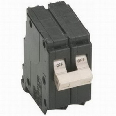 North American Circuit Breaker CH260 Eaton / Cutler Hammer CH260 Circuit Breaker; 60 Amp, 120/240 Volt AC, 2-Pole, Plug-On Mount