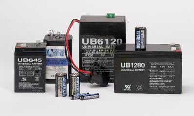 PECO UB1280 UB1280 PECO 12V 7AH BATT 8/CSE