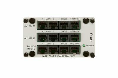 Pass & Seymour Wiring Devices AU1022 AU1022 OnQ LYRIQ 4X8 ZONE EXPANDER