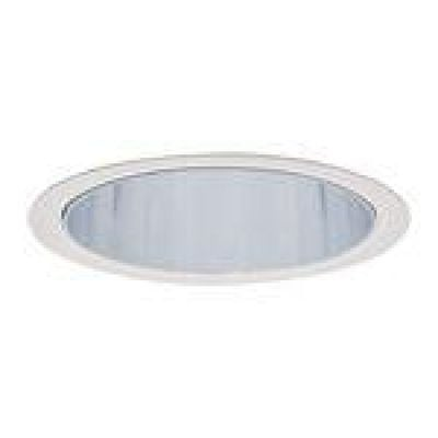 Philips Luminaires 2013WH Lightolier 2013WH Philips Lytecaster® IC and Non-IC 3-3/4 Inch Reflector Cone Trim; White