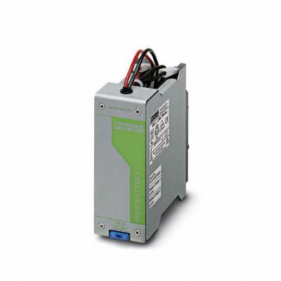 Phoenix Contact 2866569 Phoenix Contact 2866569 Rechargeable Battery Module Uninterruptible Power Supply, 12 VDC Input/Output, 1 A Input, 15 A Output, IP20