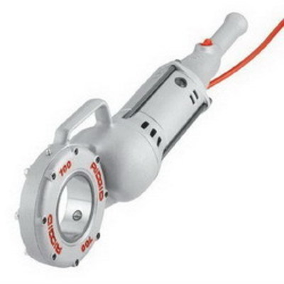 Ridged Tools Ridgid Rigid 41935 Ridgid Tool 41935 Heavy-Duty Model 700 hand-Held Power Drive; 26 - 30 RPM Spindle, 1/8 Inch - 2 Inch Pipe (6 - 50 mm)/1/4 Inch - 1 Inch (8 - 25 mm) Bolt, 1/2 hp, Double-Throw Reversible Switch