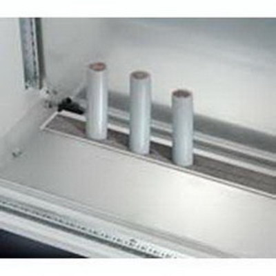 Rittal  Enclosures 8802125 Rittal 8802125 Rear Cable Entry Section with PU Foam Seal; 30 mm x 25 mm, Extruded Aluminum