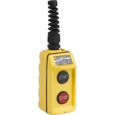 SQUARE D - SCHNEIDER ELECTRIC 9001BW95Y Schneider Electric 9001BW95Y Pendant Station 600VAC 5A TBw